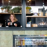 A new hole in the wall espresso bar in Stanmore