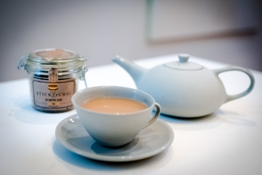 Afternoon tea = Chai by Two Chaps