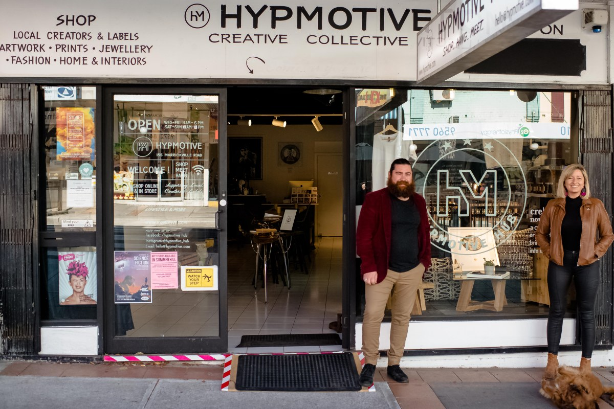 Hypmotive - The Inner West's new creative collective