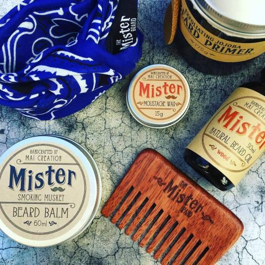 The Mister Brand