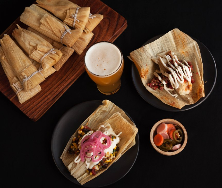 Lulu's Hot Tamales pops up at the MidnightSpecial